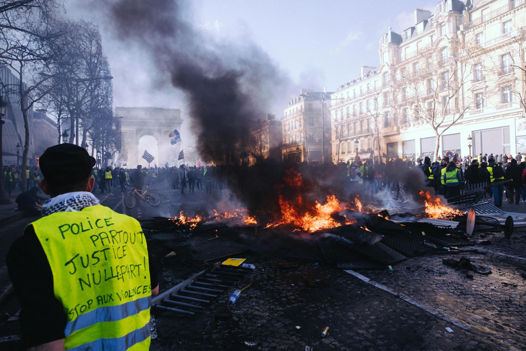 Après les dernières violences de samedi lors de l'acte XVIII des Gilets jaunes, la notedevrait dépasser les 20 millions d'euros pour Paris.