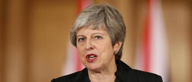 Theresa May demande désormais aux députés de se décider.