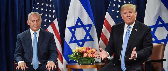 Cette annonce intervient à quatre jours de la visite de la Maison-Blanche du Premier ministre israélien Benjamin Netanyahu.