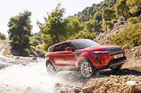Les prix eleves du Range Rover Evoque sont justifies par sa presentation raffinee et ses equipements mais on se serait passe du malus ecologique