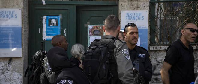 Toutes les activités de l'Autorité palestinienne à Jérusalem sont considérées comme illégales par Israël.