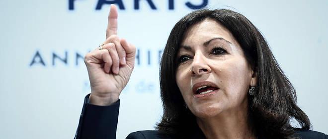Anne Hidalgo obtiendrait 24 % des voix devant la liste Enmarche ! conduite par Benjamin Griveaux, l'actuel porte-parole du gouvernement qui recueillerait 22 %. (Photo d'illustration)