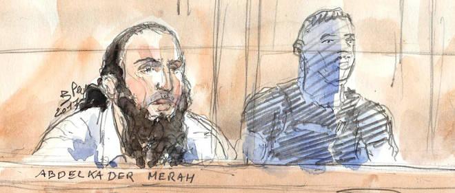 Les parties civiles demandent qu'Abdelkader Merah soit reconnu complice des sept assassinats commis par son frère.