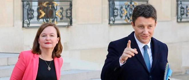 La ministre des Affaires européennes Nathalie Loiseau et le porte-parole du gouvernement Benjamin Griveaux doivent démissionner, l'une pour les européennes, l'autre pour les municipales à Paris.