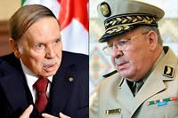 Affaibli depuis 2013 par les séquelles d'un AVC, le président Abdelaziz Bouteflika est confronté depuis plus d'un mois à une contestation sans précédent depuis son arrivée à la tête de l'État en 1999.