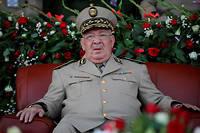 Le général Ahmed Gaïd Salah a joué un rôle déterminat dans la suite des événements en Algérie.