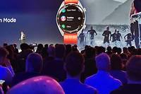 Une nouvelle collection de montres connectées pour Huawei.