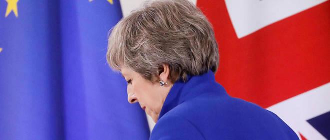 Le Brexit aura eu raison de Theresa May.