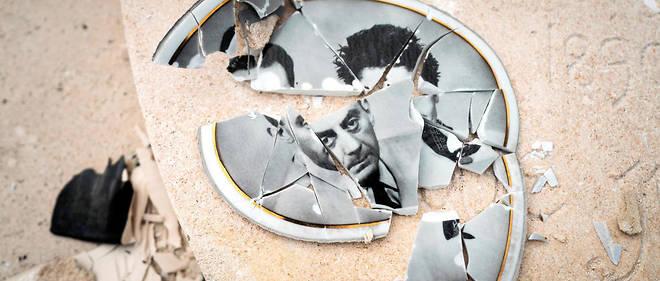 Seule la tombe de Man Ray a été victime de dégradations.