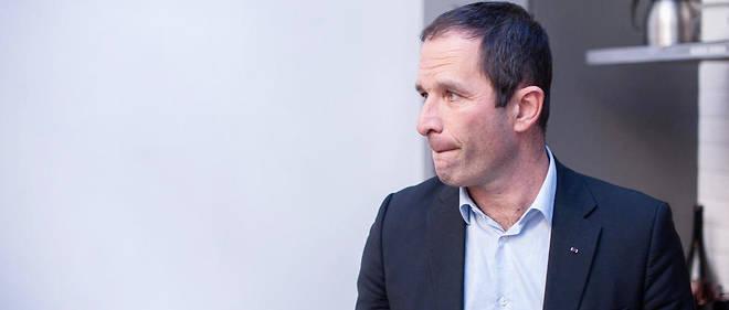 Benoît Hamon a saisila justice administrative pour contester la décision de la chaîne de service public, qui a, juge-t-il, «des obligations spécifiques de pluralité».