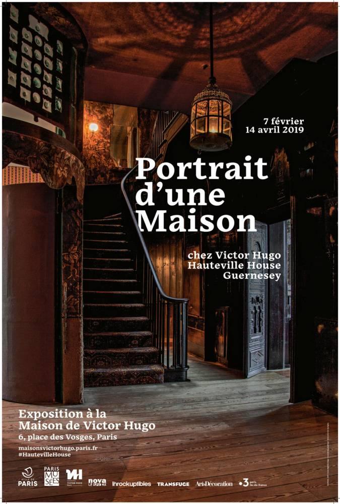 Victor Hugo, demeure ©  Maison Victor Hugo