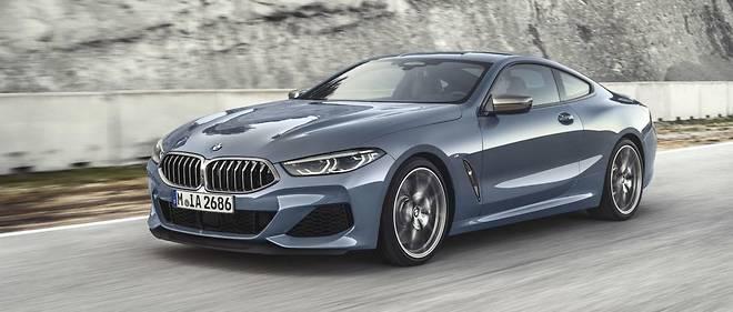 Plus adapté BMW M850i : anachronique et sophistiquée   Automobile ZS-29