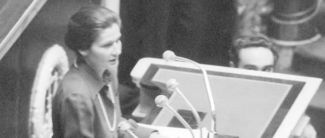 Rescapée d'Auschwitz et première présidente du Parlement européen, Simone Veil est entrée au Panthéon en juillet 2018.