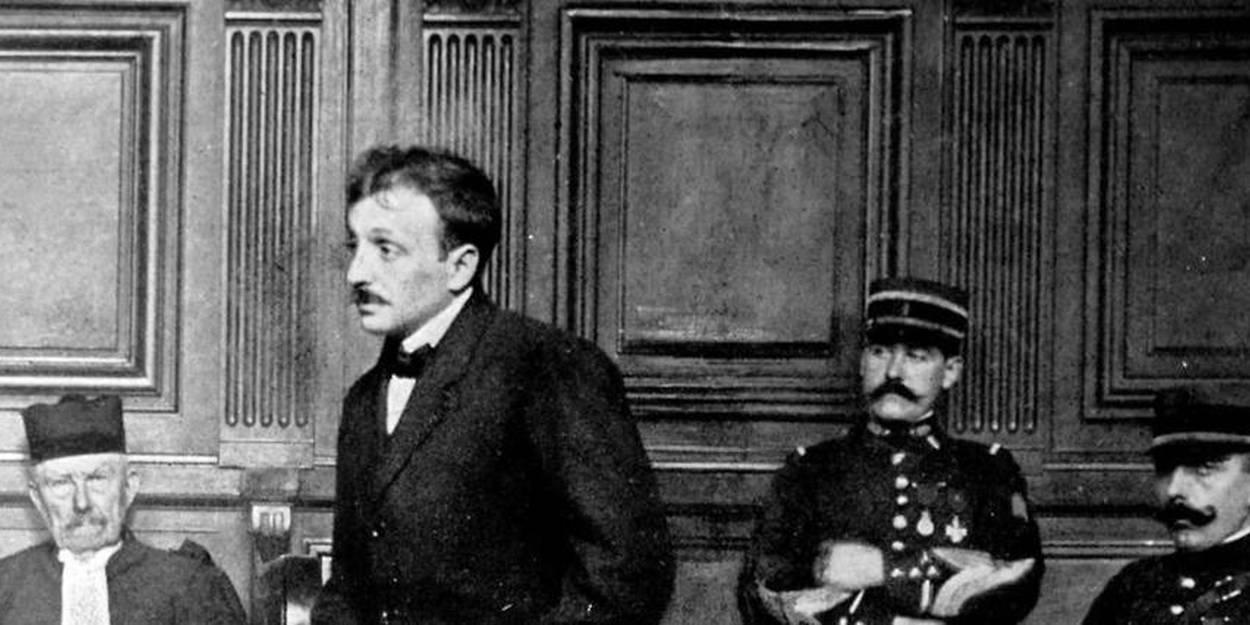 Il y a 100 ans, le procès de l'assassin de Jaurès - Le Point