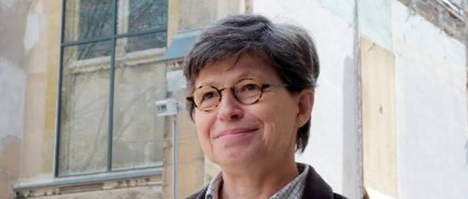 Sœur Véronique Margron, provinciale des  dominicaines  de la Présentation (avril 2018).