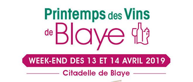Agenda du vin -Le Printemps des vins de Blaye