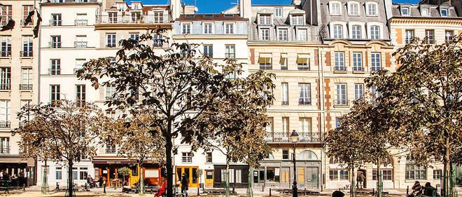 9b70845df2 Selon les statistiques du réseau Century 21, les prix à Paris ont atteint 10  000