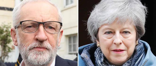 La tentative de dialogue de dernière minute de Theresa May lui a attiré les foudres des députés de sa majorité partisans d'une rupture nette avec l'UE, car ils craignent que cela n'ouvre la voie à un divorce dit « doux ».