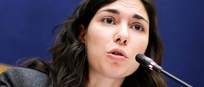 La députée du Mouvement 5 étoiles Giulia Sartia a vu des images intimes d'elle circuler.