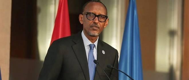 Le président rwandais Paul Kagame est souvent critiqué pour son régime qualifié d'«autoritaire».