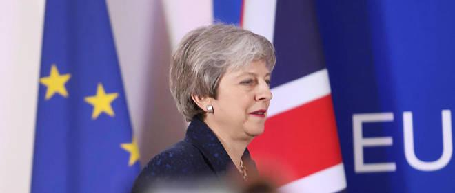 Theresa May demande au Conseil européen un report du Brexit au plus tard au 30 juin.