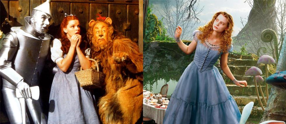 <p>Le mondes du Magicien d'Oz et d'Alice au pays des merveilles vont se rejoindre dans un nouveau film de Netflix.</p>