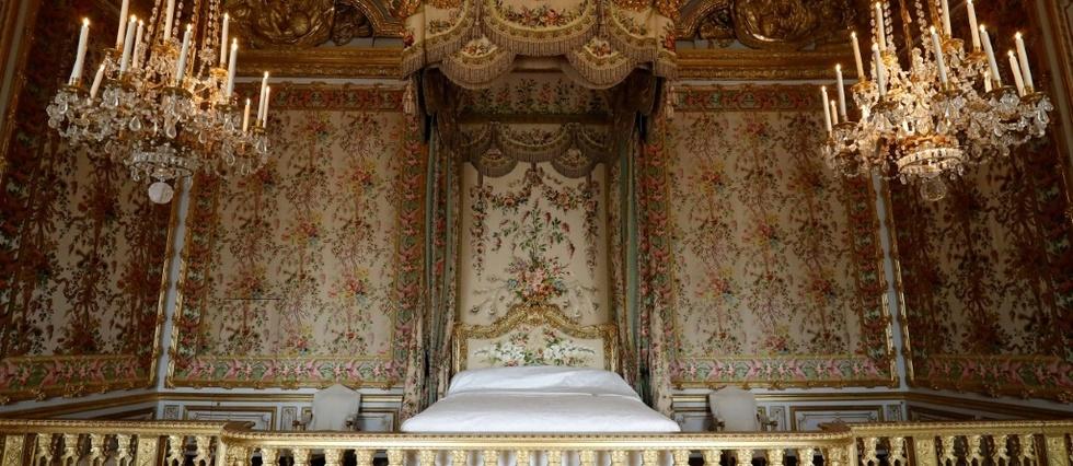 A Versailles, les appartements de la reine retrouvent leurs ...