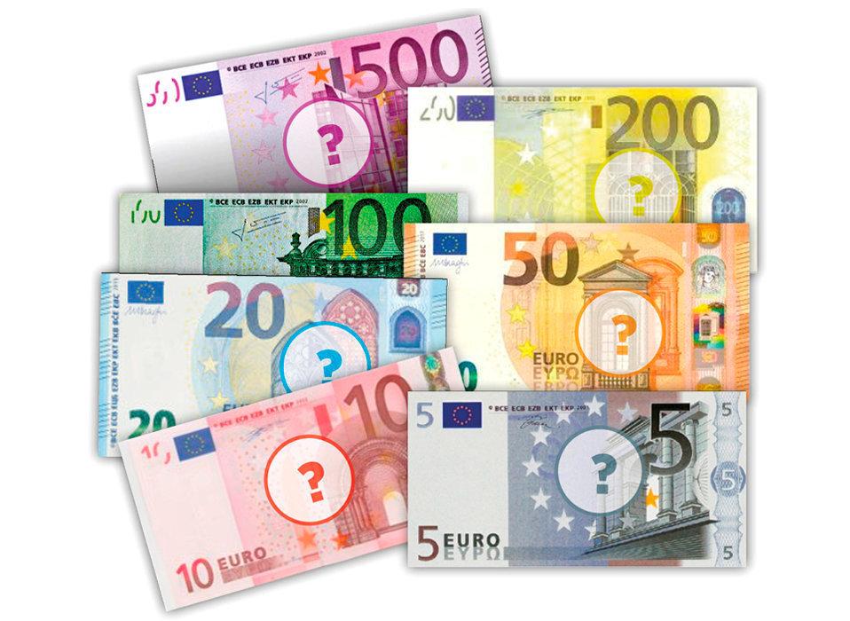 Euro: donnons un visage à nos billets