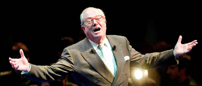 Jean-Marie Le Pen devrait être absent à l'audience ce jeudi.