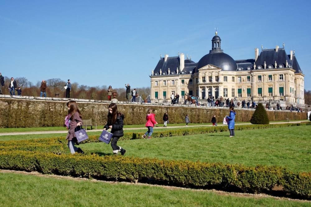 château ©  Vaux-le-Vicomte