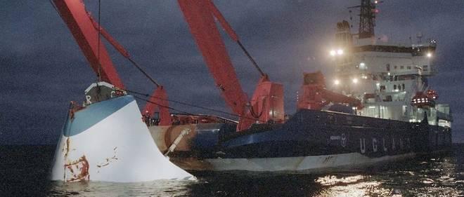 Plus de 850 personnes sont décédées dans le naufrage en septembre 1994.