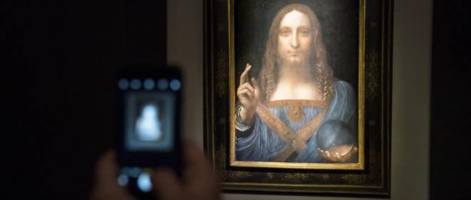 """Le """"Salvator Mundi"""" est-il de vraiment de Leonard de Vinci ?"""