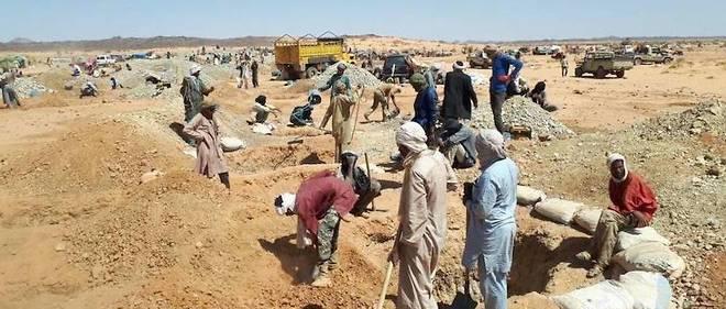 Mali : Kidal dans la fièvre de l'or (1) - Le Point