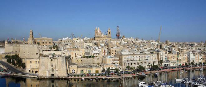 L'île de Malte est le plus petit État de l'Union européenne avec 316 km² de superficie. Photo d'illustration.