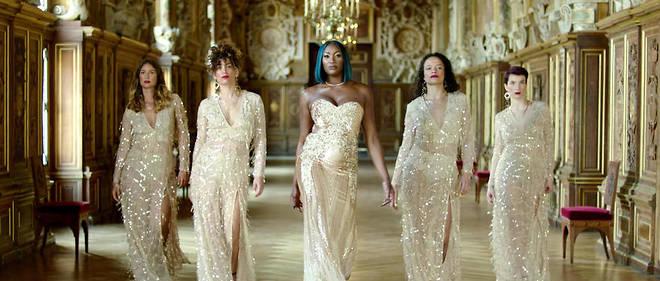 """Le clip """"Pookie"""" d'Aya Nakamura a été tourné au château de Fontainebleau."""
