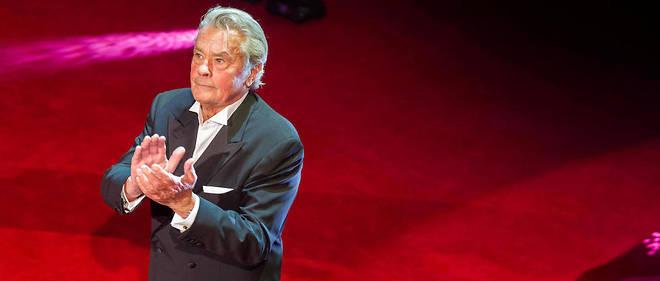 Six ans après sa dernière apparition, Alain Delon renoue avec Cannes (Photo d'illustration).