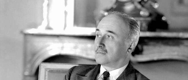 Jean Monnet en 1950.