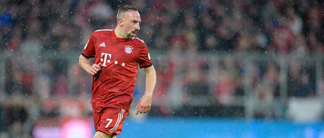 Franck Ribéry souhaite revenir s'installer à Munich une fois sa carrière terminée.