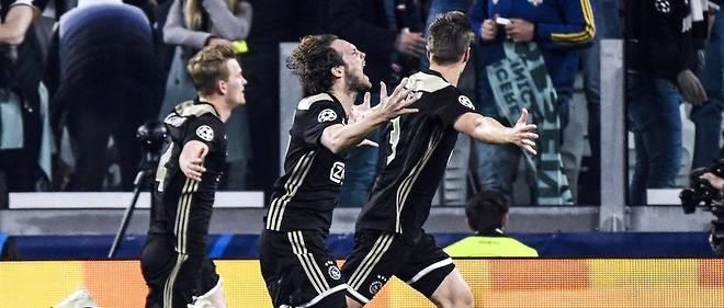Après avoir éliminé le Real Madrid, l'Ajax Amsterdam s'est offert la Juventus à l'issue d'une nouvelle démonstration (1-2). Dans le même temps, le Barça a éliminé Manchester United (3-0).
