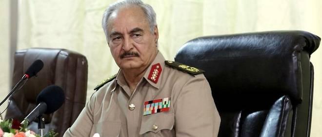 Le maréchal Haftar a pris l'initiative d'attaquer Tripoli, de quoi remettre en question tout accord de paix.