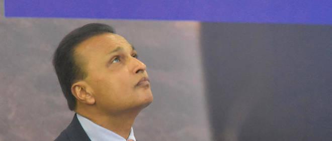 Âgé de 59 ans, le richissime industriel Anil Ambani est devenu le visage du «scandale Rafale» en Inde.