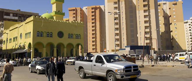 La capitale Tripoli (photo d'illustration)