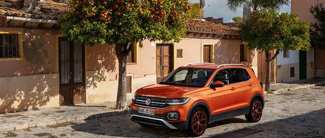 Le Volkswagen T-Cross est le 5e SUV de la marque et dédouble la proposition parmi les citadines avec le T-Roc