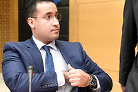 Alexandre Benalla a fourni à la justice des captures d'écran de messages envoyés à Alexis Kohler dès le 2 mai au matin.
