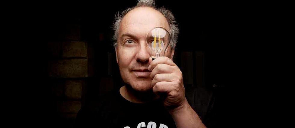 <p>Alain Damasio</p>