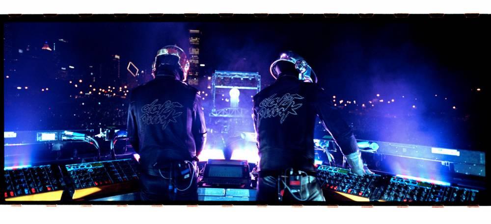 Daft Punk ©  Dj Falcon