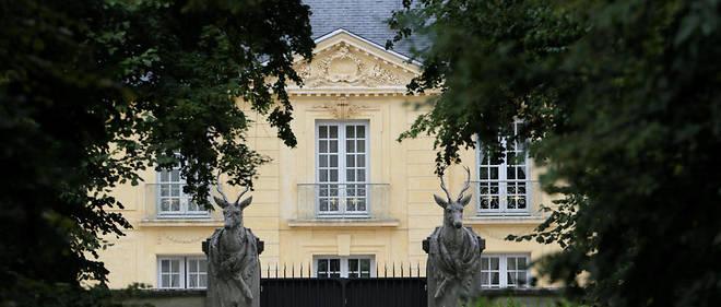 La Lanterne à Versailles, l'un des lieux les plus secrets de la Ve République.