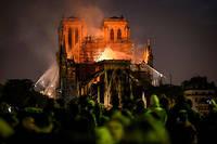 Incendie à Notre-Dame de Paris