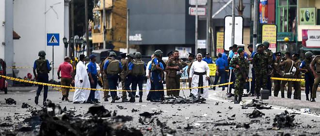 Le National Thowheeth Jama'ath (NTJ), soupçonné d'être à l'origine des attentats, s'était fait connaître l'an passé en vandalisant des statues bouddhiques. Ce dimanche, il a visé des lieux de culte chrétiens et des lieux touristiques.