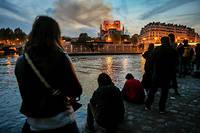 Incendie a Notre Dame de Paris